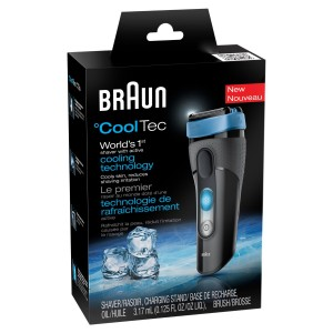 Braun Cool Tec Men's Shaver review