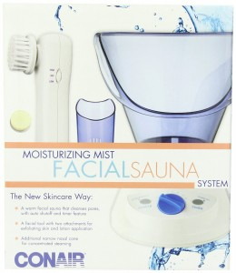 Facial Sauna Systems with Timer